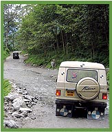Jeep Safari in india