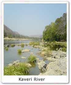 River Kaveri, Origin of River Kaveri, Nature Tourism to River ...