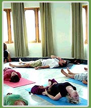 Yoga in Haridwar
